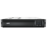 APC SMT1000RMI2UC Unterbrechungsfreie Stromversorgung UPS Line-Interaktiv 1000 VA 700 W 4 AC-Ausgänge