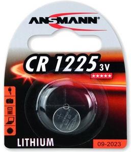 Ansmann 3V CR1225 Lithium Battery