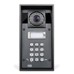 2N Telecommunications IP Force video intercom system Black