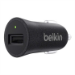 Belkin Premium MixIt Fast 2.4amp USB Car Charger with Connected Equipment Warranty - Black