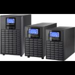 PowerWalker VFI 3000C LCD uninterruptible power supply (UPS) Double-conversion (Online) 3000 VA 2400 W 4 AC outlet(s)