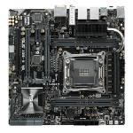 ASUS X99-M WS Intel X99 LGA 2011-v3 Micro ATX
