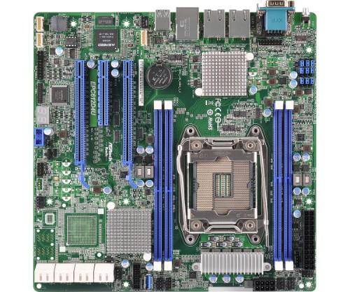 Asrock EPC612D4U server/workstation motherboard LGA 2011 (Socket R) Micro ATX Intel® C612