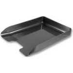 Q-CONNECT Q CONNECT EXECUTIVE LETTER TRAY BLACK