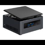 Intel NUC NUC7i3DNHNC BGA 1356 2.40 GHz i3-7100U UCFF Black