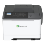 Lexmark Network-ready; duplex; 23 ppm; wireless connectivity 802.11b/g/n; 1GHz Dual-core; 512MB RAM, 1200x12