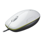 Logitech M150 USB Laser Ambidextrous Black,Green,White mice