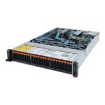 Gigabyte R282-Z92 server barebone Socket SP3 Rack (2U) Black