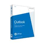 Microsoft Outlook 2013 32-Bit/X64 English DVD (Retail Box)