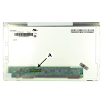2-Power 10.1 WSVGA 1024x600 LED Matte Screen - replaces M101NWT2-R2HW1.2