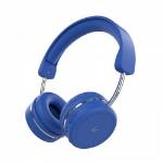 KitSound Metro X Headset Head-band Blue