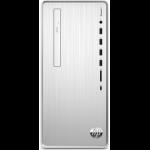 HP Pavilion TP01-1011na i5-10400F Mini Tower 10th gen Intel® Core™ i5 8 GB DDR4-SDRAM 1128 GB HDD+SSD Windows 10 Home PC Silver