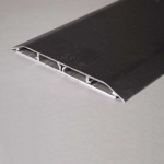 C2G 16141 cable protector Cable floor protection Black