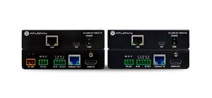 4k/uhd Hdmi Over 100m Hdbaset Receiver With Control And Poe