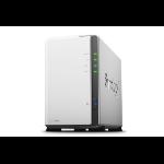 Synology DiskStation DS216se NAS Desktop Ethernet LAN White