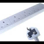 CONNEkT Gear 27-4020 power distribution unit (PDU) White 4 AC outlet(s)