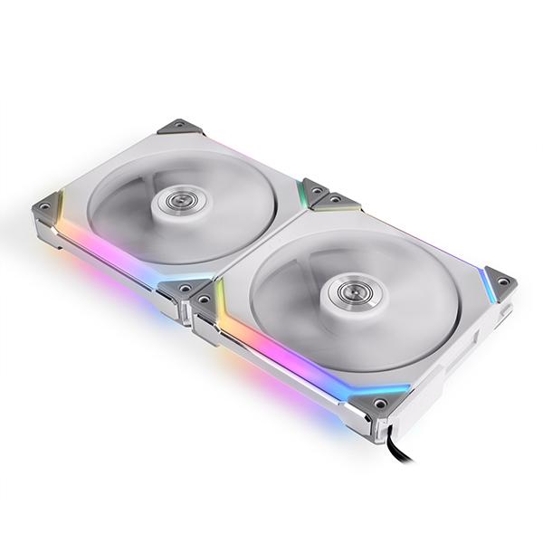 Lian Li Uni Fan SL140 Computer case 14 cm White 2 pc(s)
