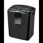 Fellowes M-8C triturador de papel Corte cruzado 23 cm Negro