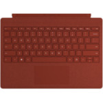 Microsoft Surface Pro Signature Type Cover QWERTY English Red
