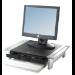 Fellowes 8031101 soporte de mesa para pantalla plana Negro, Plata