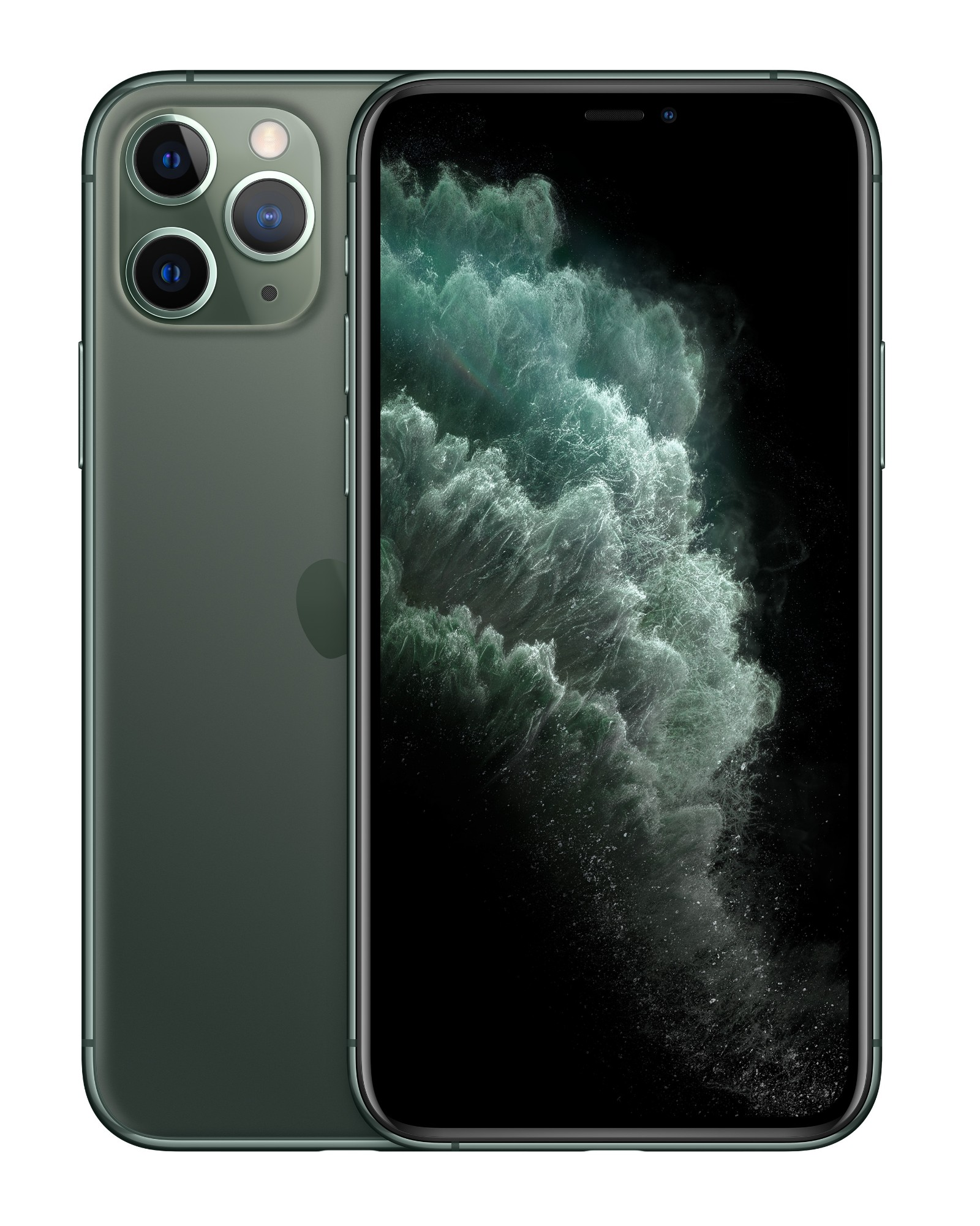 """Apple iPhone 11 Pro 14,7 cm (5.8"""") 256 GB SIM doble 4G Verde iOS 13"""