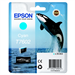 Epson C13T76024010 (T7602) Ink cartridge cyan, 2.2K pages, 26ml