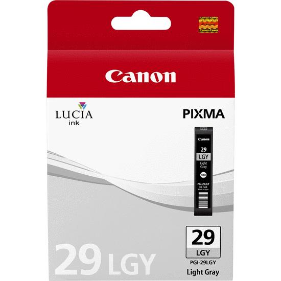 Canon PGI-29LGY Original Gris claro 1 pieza(s)