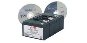 APC Replacement Battery Cartridge #8