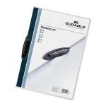 Durable Swingclip® Black report cover