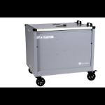 lockncharge Joey 40 Grey Multimedia cart