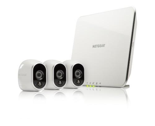 Netgear VMS3330 IP security camera Indoor & outdoor Bullet White 1280 x 720pixels