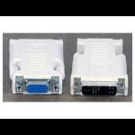 AVOCENT Male DVI-I to Female HD15 VGA video adapter