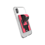 Speck GrabTab Animal Kingdom Collection Mobile phone/Smartphone Black, Red Passive holder