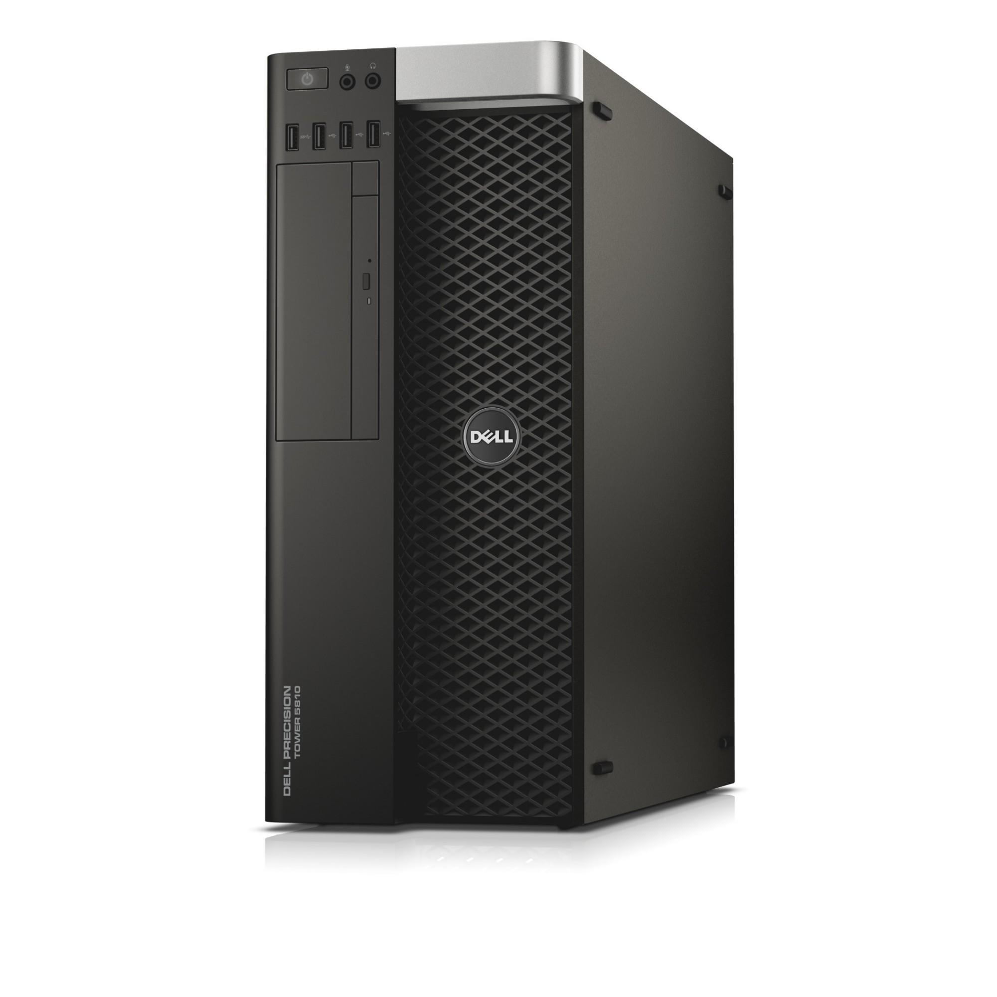 DELL Precision T5810 3.5GHz E5-1620V4 Tower Black Workstation