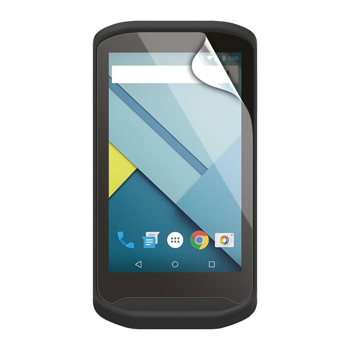 Mobilis 036134 protector de pantalla Teléfono móvil/smartphone Zebra 1 pieza(s)