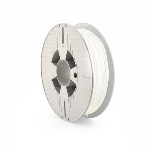 Verbatim 55512 3D printing material Thermoplastic Elastomer (TPE) White 500 g