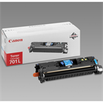 Canon 9290A003 (701 LC) Toner cyan, 2K pages @ 5% coverage