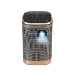 Acer AH15 Beamer/Projektor Tragbarer Projektor 700 ANSI Lumen DLP 720p (1280x720) Gold, Grau