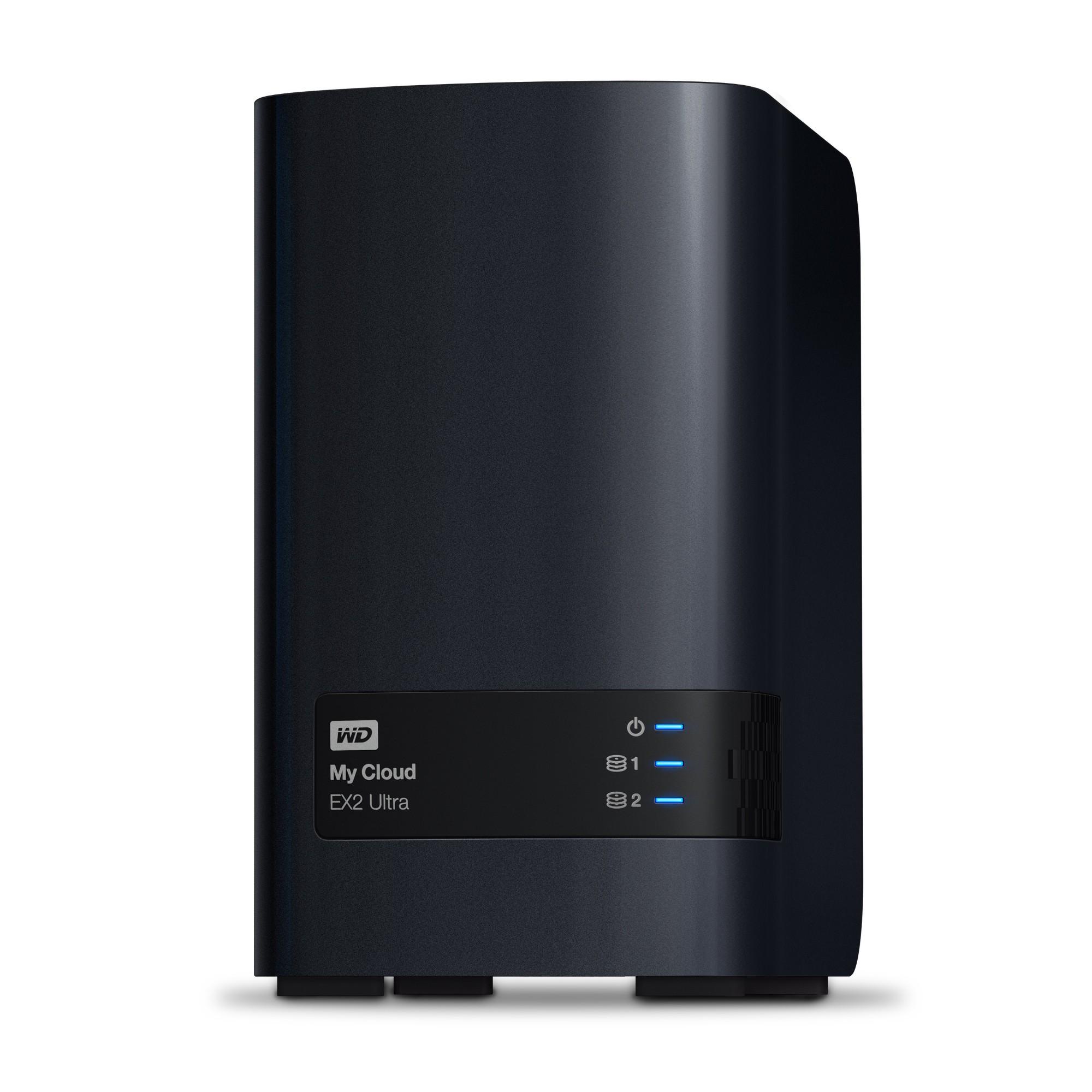 My Cloud Ex2 Ultra 3.5in 2x USB3.0 8TB (2x 4tb) Wd Red