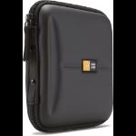 Case Logic CDE-24 Black Wallet case 24 discs