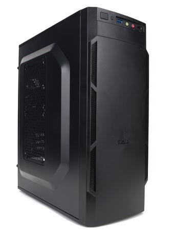 Zalman ZM-T1 PLUS Mini-Tower Black computer case