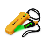 Digitus PatchSee PRO Fasten clasp flashlight LED Black, Yellow