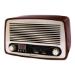 Sunstech RPR4000 radio Personal Analógica Madera