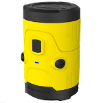 Scosche boomBOTTLE H2O Mono portable speaker 5W Yellow