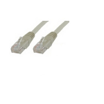Microconnect Cat6 U/UTP 50m 50m Cat6 U/UTP (UTP) Grey networking cable