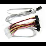Microsemi ADAPTEC I-HDMSAS-4SAS-SB-.8M 0.8m 6Gbit/s