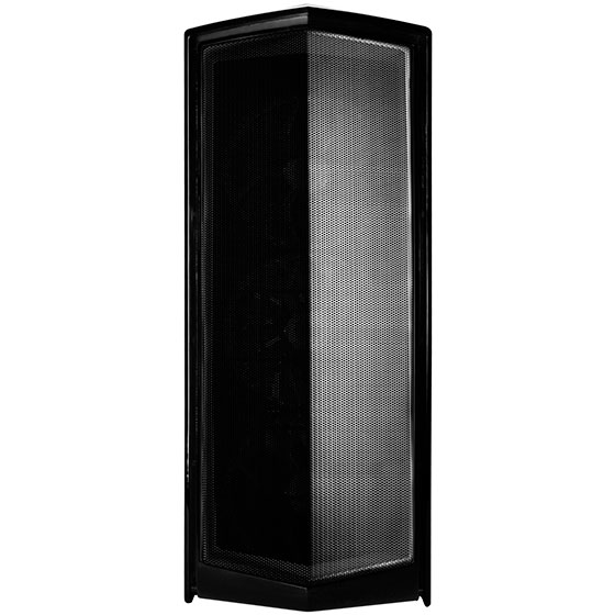 Silverstone SST-PM01C-RGB Full-Tower Black computer case