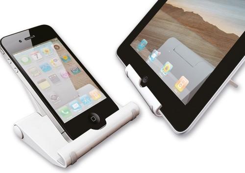 Newstar tablet/smartphone stand & cleaner kit