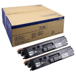 Brother TN-329BKTWIN Toner black, 6K pages, Pack qty 2