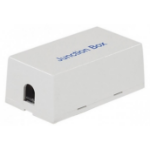 Hypertec 270098-HY network junction box Cat6 White